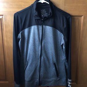 Full-Zip Running Athletic Jacket